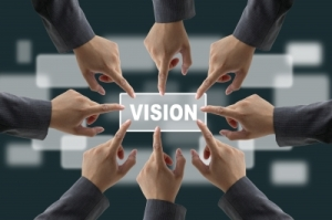 A group of people is not a team. A team is a group of people collectively working towards a common vision.