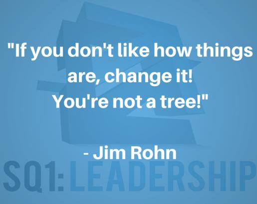 Jim Rohn #Change